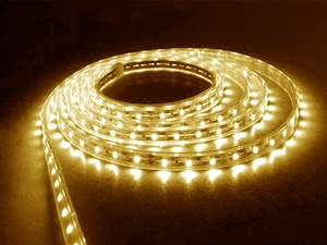 tasma led kolor bialy cieply